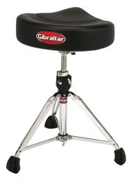 Gibraltar 9608-2T 2 Tone Saddle Style Drum Throne