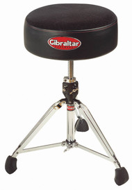 "Gibraltar 9608SFT Ultra Soft 5"" Thick Drum Throne Top"