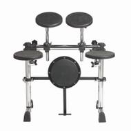 Gibralter 5 Piece Rack Mounted Practice Pad Kit