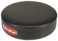 Gibraltar S9608R Standard Round Vinyl Throne Seat Only