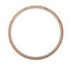 """Gibraltar 14"""" 8-Lug Hoop (Batter Side) Hybrid Wood Metal"""
