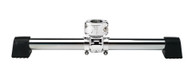Gibraltar SC-GCSQCLTLA Chrome Series Quick Clamp Long T-Leg Aseembly