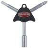 Gibraltar SCGTK Tri-Key Tool Drum Key