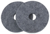 Gibraltar SC-HF2 Hi Hat Cymbal Cup Felts (2 Pack)