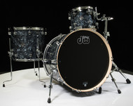 DW Performance Series 3pc Shell Pack 12/16/22 Black Diamond