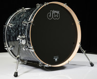 DW Performance Series 4pc Shell Pack 10/12/14/20 Black Diamond - Kick