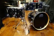 DW Performance Drum Kit Ebony Stain 10/12/14/16/20