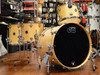 DW Performance Drum Kit Natural Lacquer 12/14/16/22