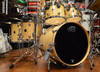 DW Performance Drum Kit Natural Lacquer 10/12/14/16/22