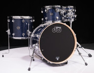 DW Performance Series 4pc Indigo Glass 10/12/14/20