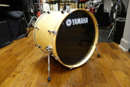 Yamaha Stage Custom 22x17 Bass Drum Natural Wood