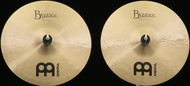 "Meinl Byzance Traditional 14"" Medium Hi-Hat Store Demo"