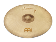 Meinl Byzance Vintage 22' Sand Crash-Ride with 3 Rivet Cluster