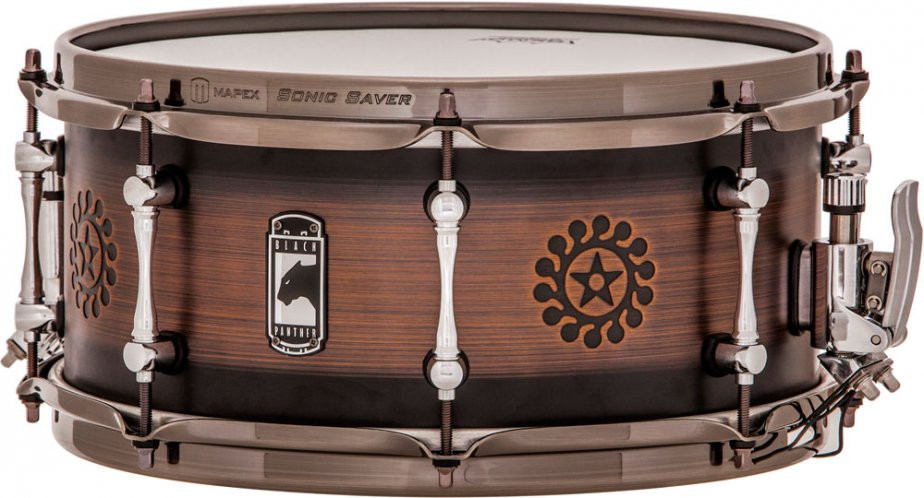 Mapex Black Panther Nomad Snare Drum 13x6 cfe9f99e2