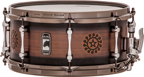 06693515ef1b Mapex Black Panther Nomad Snare Drum 13x6