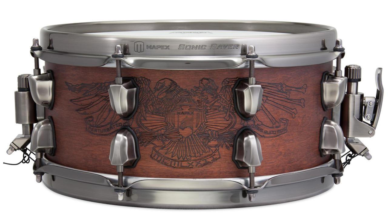 mapex black panther warbird chris adler snare drum. Black Bedroom Furniture Sets. Home Design Ideas