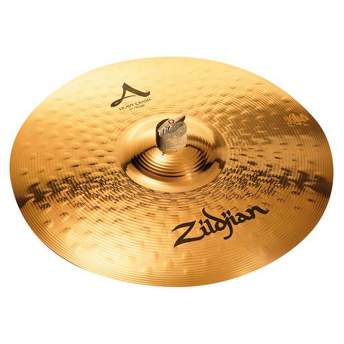zildjian 17 a series heavy crash brilliant cymbal. Black Bedroom Furniture Sets. Home Design Ideas