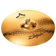 "Zildjian 18"" A Series Heavy Crash Brilliant Cymbal"