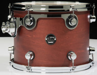 DW Performance Series 10x13 Tom - Tobacco Stain