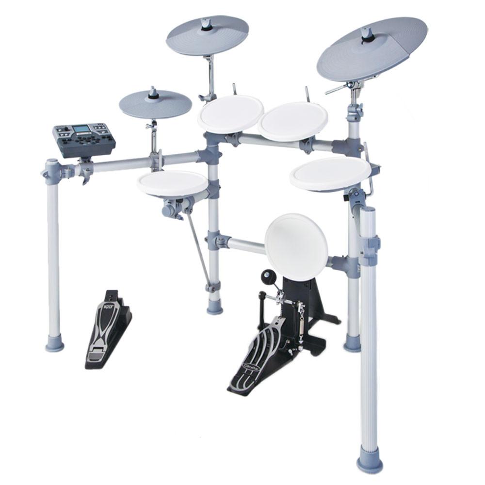 kat percussion kt2 us 5pc digital drum set. Black Bedroom Furniture Sets. Home Design Ideas