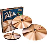 Paiste PST 7 Light/Session Set 14/18/20