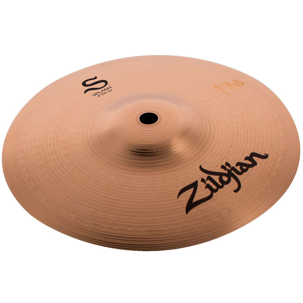 zildjian 8 s splash cymbal. Black Bedroom Furniture Sets. Home Design Ideas