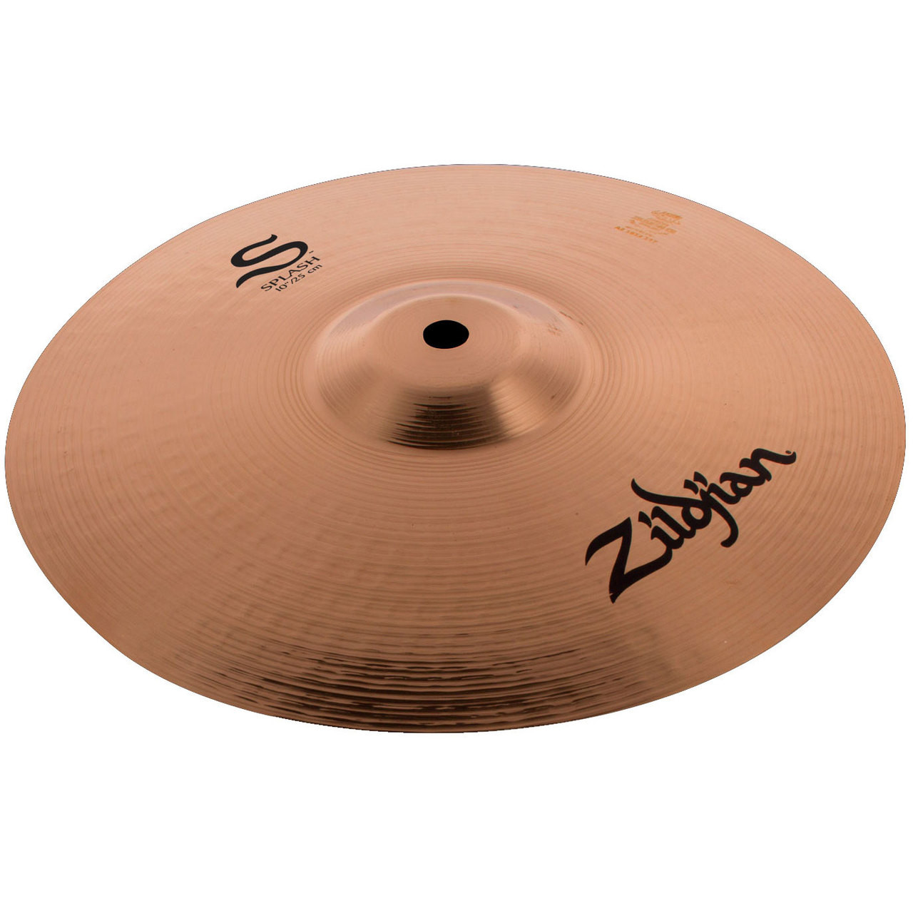 zildjian 10 s splash cymbal. Black Bedroom Furniture Sets. Home Design Ideas