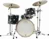DW Design Series Frequent Flyer 4pc Shell Pack Satin Black