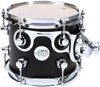 DW Design Series 7X8 Tom Black Satin