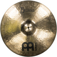 "Meinl Byzance Brilliant 18"" Thin Crash Demo"