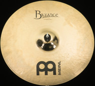 "Meinl Byzance Brilliant 20"" Medium Ride Demo"