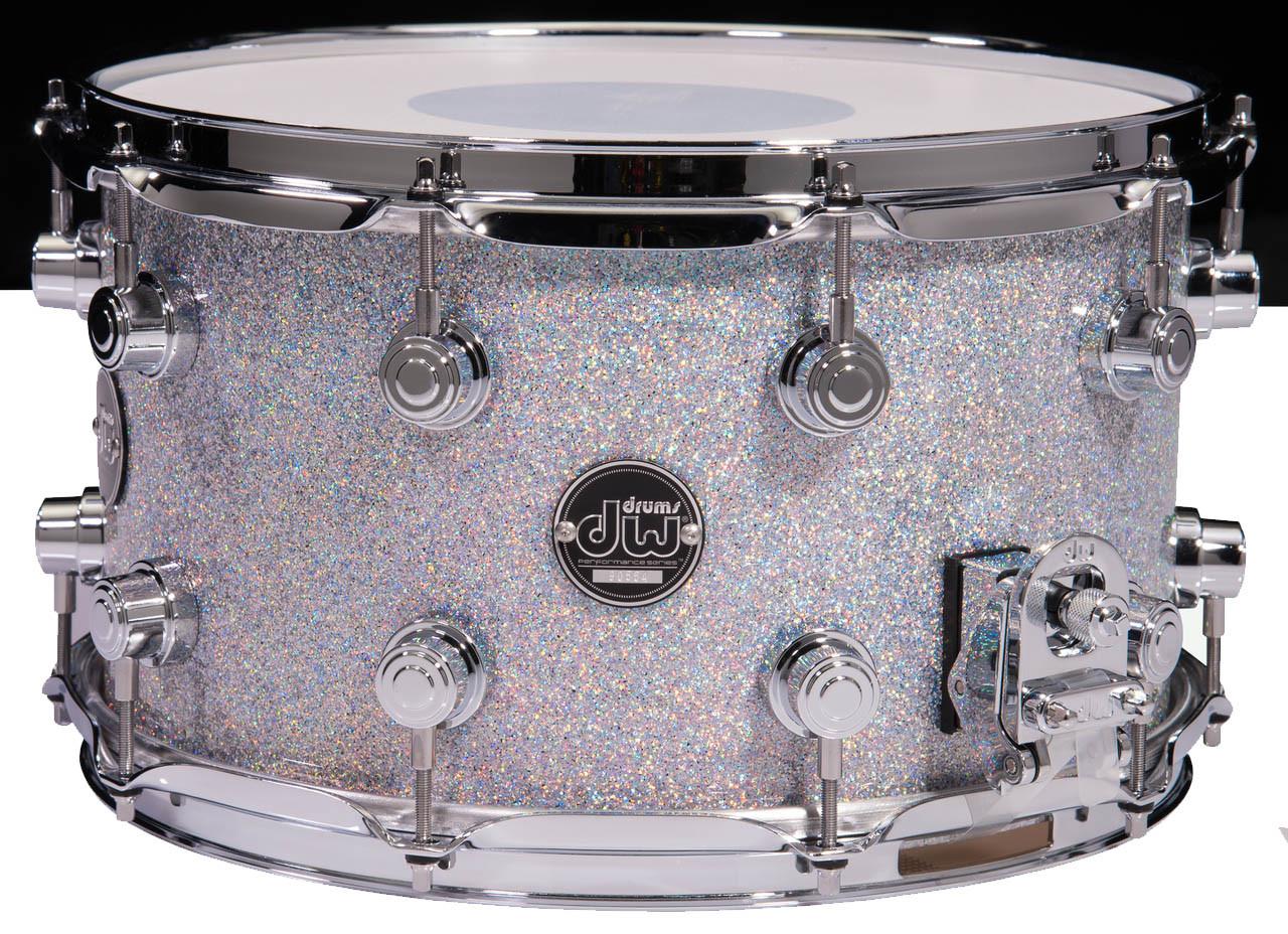 02a5726b00ce DW Performance Series 8x14 Snare Drum Diamond Nebula