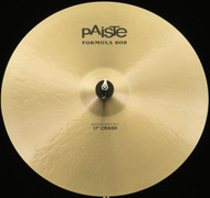 "Paiste 17"" Formula 602 Modern Essentials  Crash"