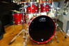 DW Performance Drum Kit Candy Apple Red 10/12/14/20