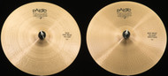 Paiste 16 2002 Big Beat Hi-Hat Pair (Demo)