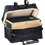 Meinl Deluxe Bass Pedal Cajon Bag Black