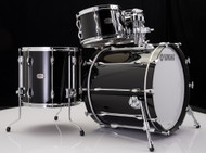 Yamaha Recording Custom 4pc Shell Pack Solid Black