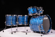 Tama Starclassic Performer B/B Birch Bubinga 5pc Shell Pack, Ocean Blue