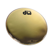 "DW 22"" Remo Starfire Bass Head (Gold)"