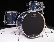 DW Performance Series 5pc Shell Pack Indigo Glass 10/12/16/22/14SD