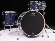DW Performance Series 4pc Shell Pack Indigo Glass 10/12/16/24