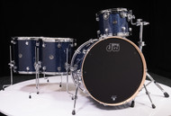DW Performance Series 4pc Shell Pack Indigo Glass 13/16/18/24