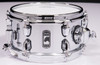 """Mapex Black Panther Stinger 10"""" x 5.5"""" Snare Drum- Front Angle"""