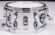 "Mapex Black Panther Stinger 10"" x 5.5"" Snare Drum- Front Angle"