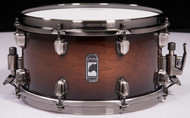 "Mapex Black Panther Blaster 13"" x 7"" Maple Snare Drum- Front Angle"