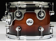 DW Design Series 8X10 Tom Tobacco Burst