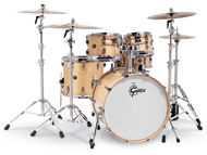 Gretsch Renown 5pc RN2-E825-GN Gloss Natural 10/12/16/5.5x14/22