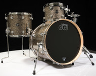DW Performance Series 3pc Shell Pack 12/14/20 Gold Nebula Front