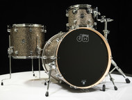 DW Performance Series 3pc Gold Nebula 12/16/22 Front