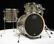 DW Performance Series 4pc Gold Nebula 10/12/14/20 - Front